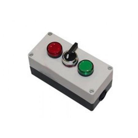 Блок (пульт) управления светофором Т.8, воротами и шлагбаумами