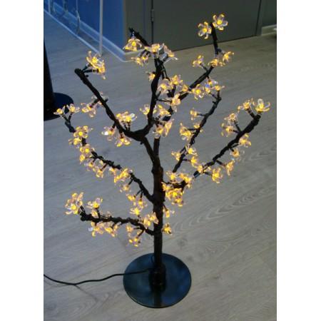 """Светодиодное дерево """"Сакура"""" LED-CBL-Table-96-Y"""