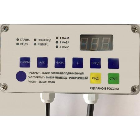 Контроллер для светофора Т.8, Т.1.1, Т.1.2, П.1.1, П.1.2 автоматическое управление