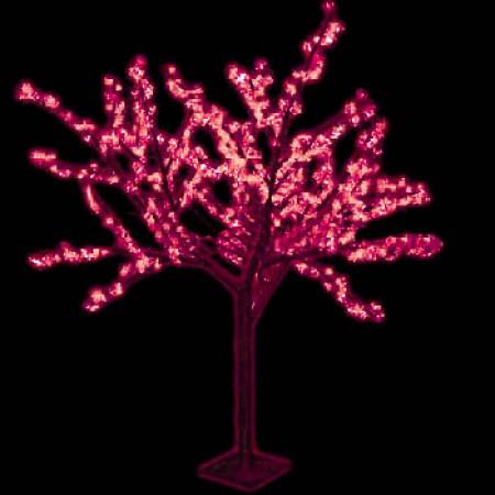 """Светодиодное дерево """"Сакура"""" LED-CBL-1.9-972-P"""