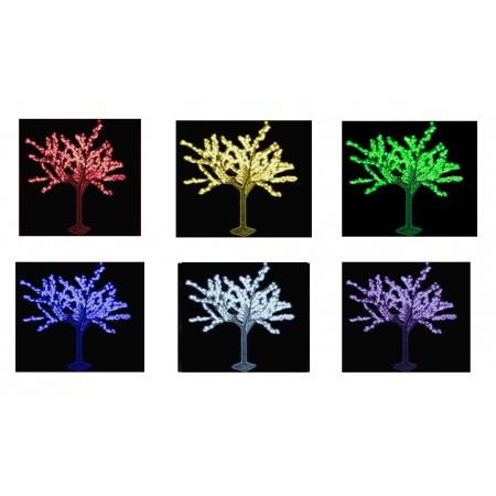 """Светодиодное дерево """"Сакура"""" LED-CBL-1.9-972-RGB"""