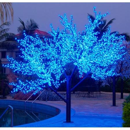 """Светодиодное дерево """"Сакура"""" LED-CBL-3.6-2688-B"""