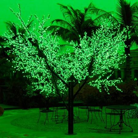 """Светодиодное дерево """"Сакура"""" LED-CBL-3.6-2688-G"""