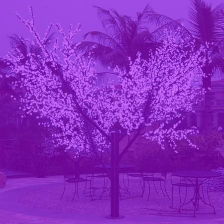 """Светодиодное дерево """"Сакура"""" LED-CBL-3.6-2688-V"""