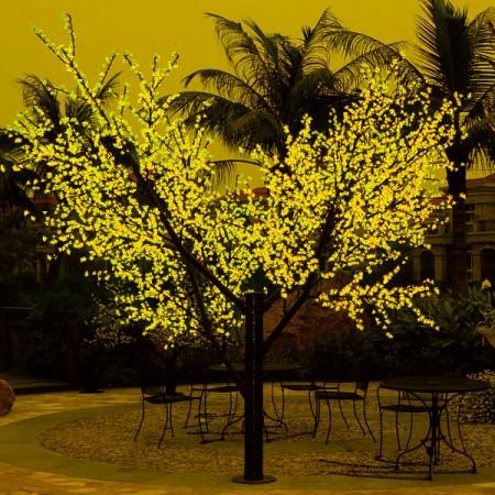 """Светодиодное дерево """"Сакура"""" LED-CBL-3.6-2688-Y"""