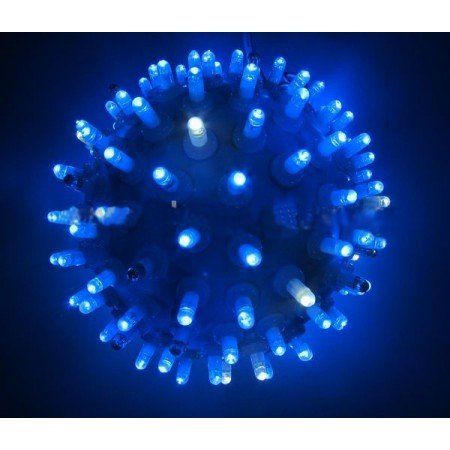 "Объемная фигура ""ШАР"" LED-MPB-016-B/W"