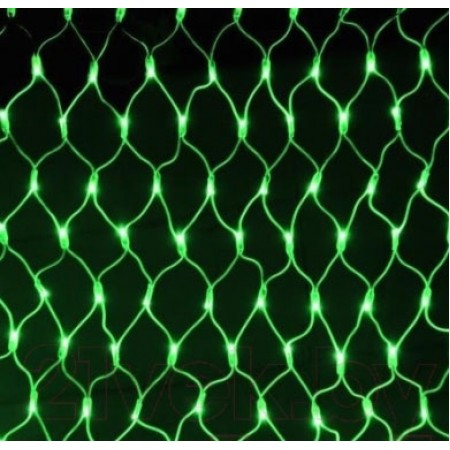 Сеть светодиодная LED-MPN-384-2x3M-G С контроллером