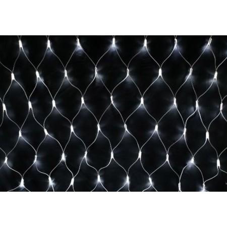 Сеть светодиодная LED-MPN-384-2x3M-W С контроллером