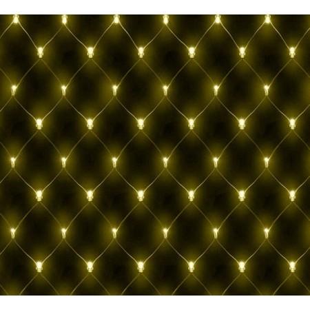 Сеть светодиодная LED-MPN-384-2x3M-Y С контроллером