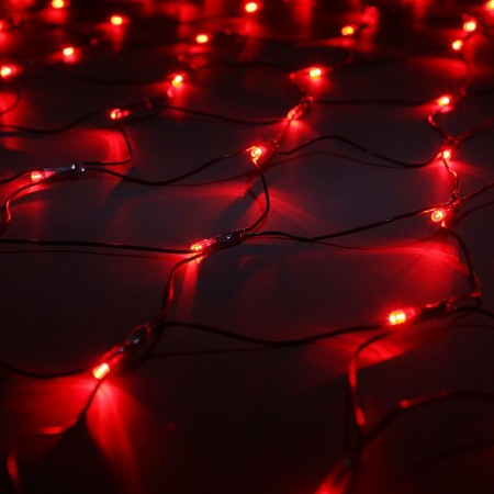 Сеть светодиодная LED-MPN-288-2x1.5М-R