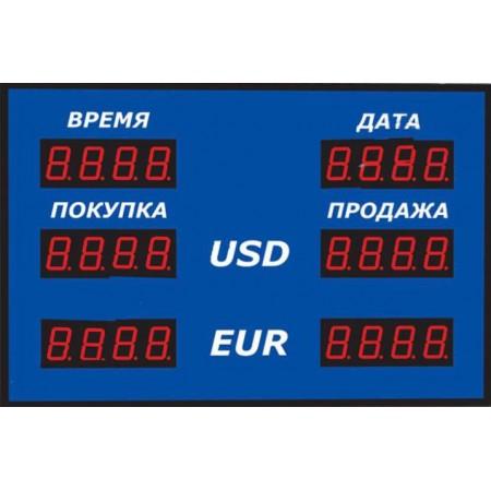 Табло курсов валют Р-20-2-Д