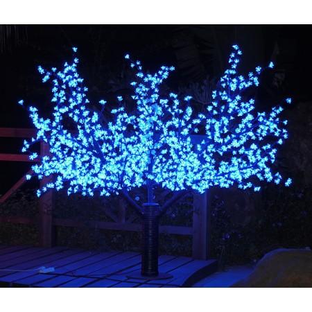 """Светодиодное дерево """"Сакура"""" LED-CBL-1.7-1728-B"""