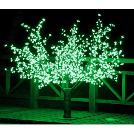 """Светодиодное дерево """"Сакура"""" LED-CBL-1.7-1728-G"""