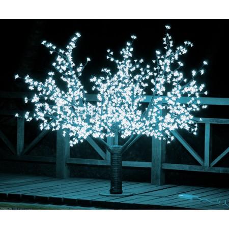 """Светодиодное дерево """"Сакура"""" LED-CBL-1.7-1728-W"""