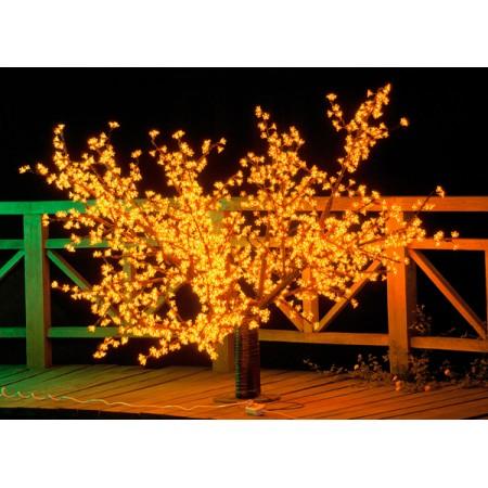 """Светодиодное дерево """"Сакура"""" LED-CBL-1.7-1728-Y"""