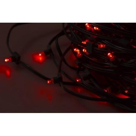 """Гирлянда 100 метров """"LED ClipLight"""" 12V 300 мм, цвет диодов Красный IP 67"""