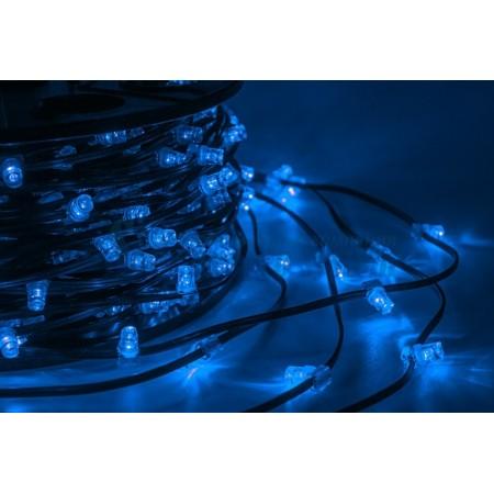 """Гирлянда 100 метров """"LED ClipLight"""" 12V 150 мм, цвет диодов Синий постоянное свечение IP 67"""
