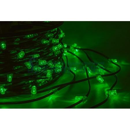 """Гирлянда 100 метров """"LED ClipLight"""" 12V 150 мм, цвет диодов Зеленый постоянное свечение IP 67"""