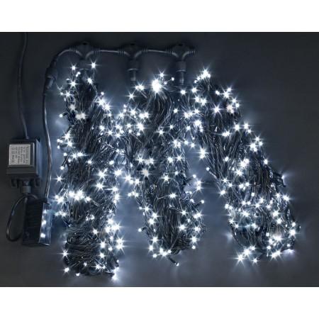 "Гирлянда ""LED ClipLight"" 24V, 5 нитей по 20 метров, БЕЛЫЙ"