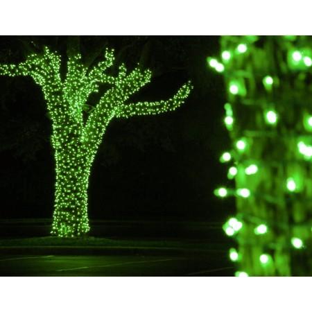 Клип-лайт светодиодный LED-LP-100M-12V-G зеленый, 100 метров, без трансформатора