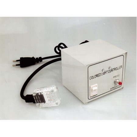 Контроллер для круглого и плоского 5-х проводного дюралайта на 50-100 метров
