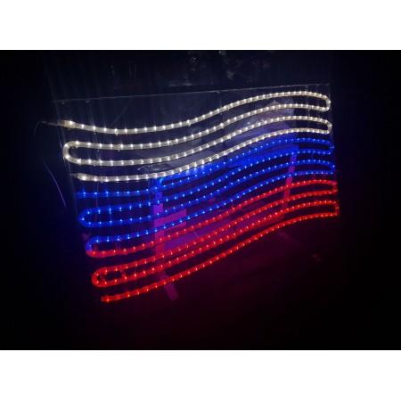 """Баннер светодиодный """"ФЛАГ БОЛЬШОЙ"""" LED-FLAG-BIG"""