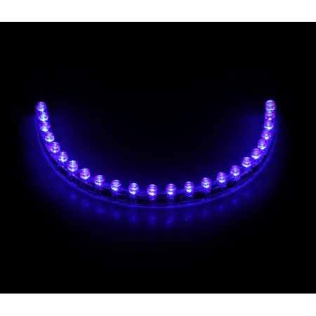 Линейка гибкая светодиодная LED-FLEX-18-12V-Blue