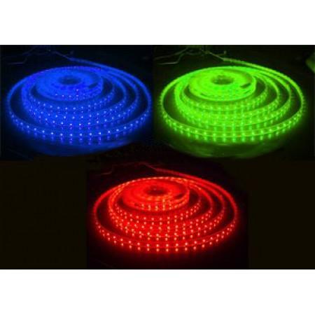 Герметичная светодиодная лента RTW-3528-PGS-300LED-12V-Blue/Green/Red