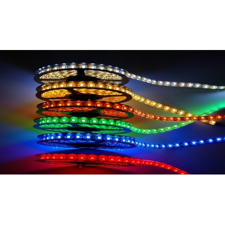 Герметичная светодиодная лента RTW-5060-P-2x-300LED-24V-RGB