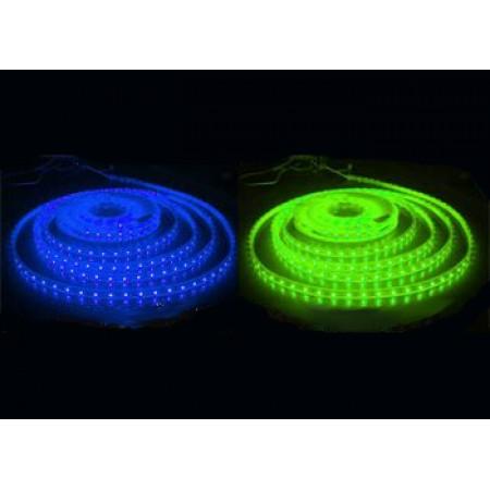 Герметичная светодиодная лента RSW-335(боковое)-E-2x-600LED-12V-Blue/Green