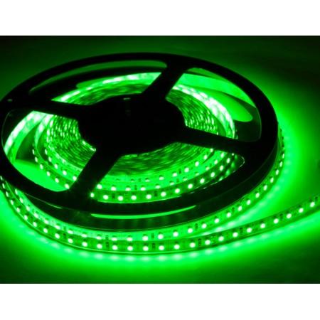 Герметичная светодиодная лента : RTW-3528-P-300LED-12V-GREEN