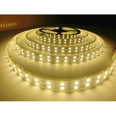 Герметичная светодиодная лента RTW-3528-P-2x2-1200LED-24V-Warm/White/White-day/White-cool
