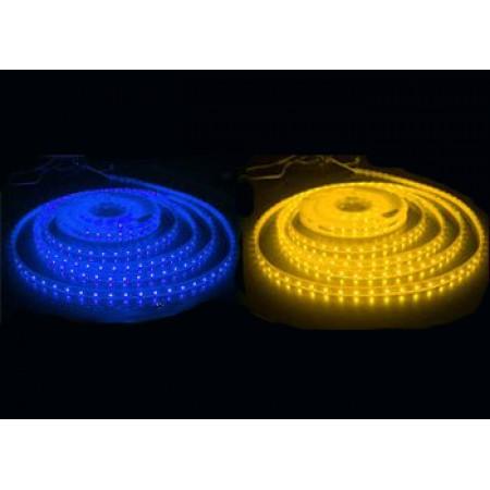 Герметичная светодиодная лента RTW-5060-E-2x-300LED-24V-Blue/Yellow