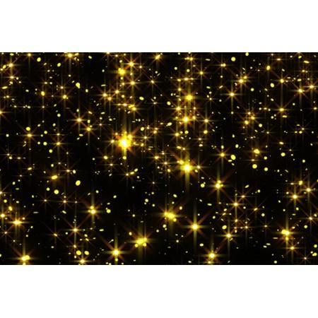 """Гирлянда """"Светодиодный Дождь"""" 2х6м, постоянное свечение, черный провод, 220В, диоды Желтые"""