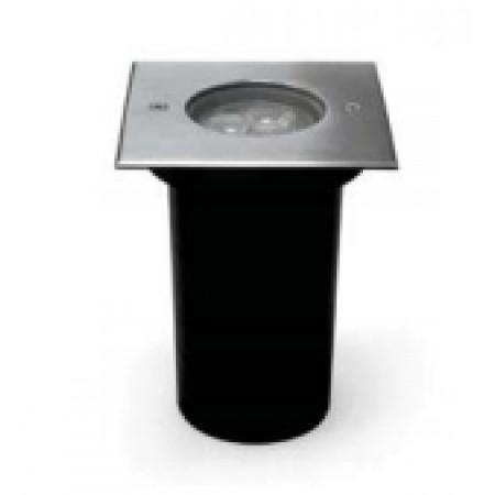 Грунтовый светодиодный светильник ССУ-8К RGB