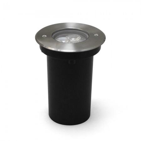 Грунтовый светодиодный светильник ССУ-8 RGB