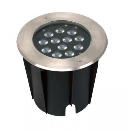 Грунтовый светодиодный светильник ССУ-14 RGB