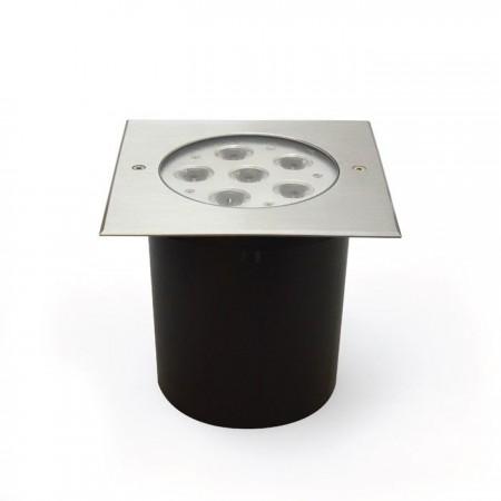 Грунтовый светодиодный светильник ССУ-19 RGB