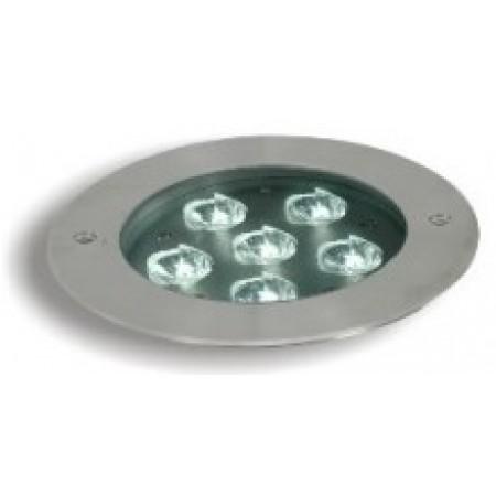 Грунтовый светодиодный светильник ССУ-19  Вт(А)