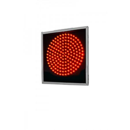 Светофор светодиодный Т.6.1 200мм с красным излучателем