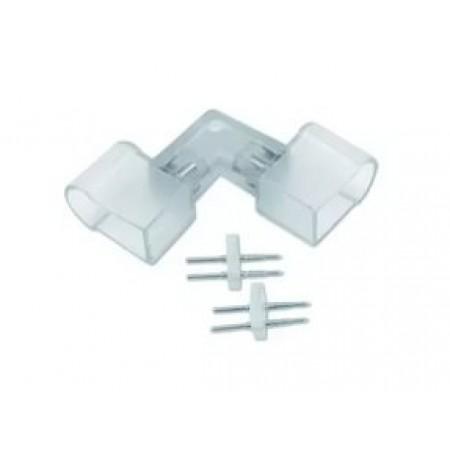 L-коннектор (Вар. 2) для LED NEON FLEX
