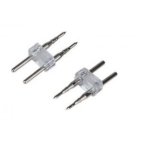 Силовой коннектор для LED NEON FLEX
