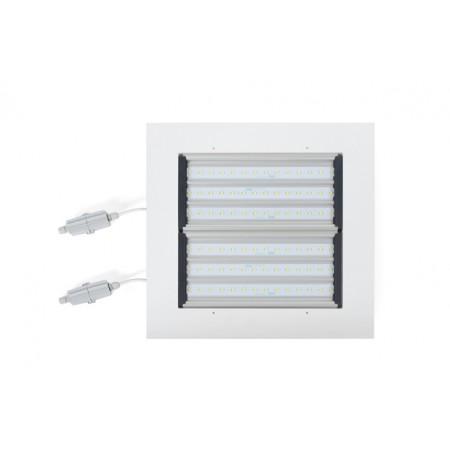 Уличный светодиодный светильник LED-УСС-84 АЗС взрывозащищенный