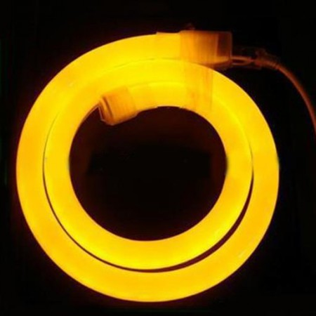 Гибкий неон светодиодный LED NEON FLEX LN-FX-50M-220V-Y