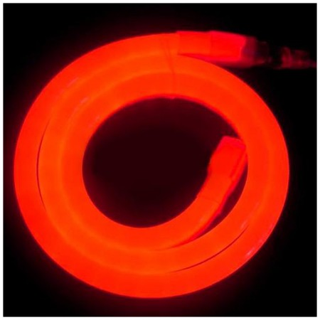 Гибкий неон светодиодный LED NEON FLEX LN-FX-50M-220V-R