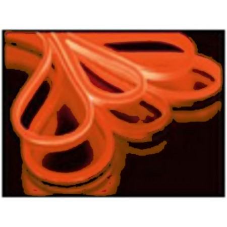 Гибкий неон LED Neon Flex LN(Эконом)-FX-50М-220V-O