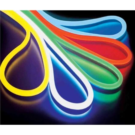 Гибкий неон LED Neon Flex LN(Super Bright)-FX-50M-220V-RGB Полноцветный