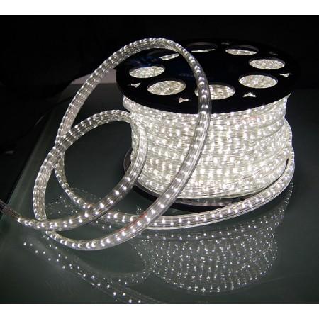 Дюралайт круглый чейзинг LED-XD-5W-96-220V-W 5-ти проводной, белый