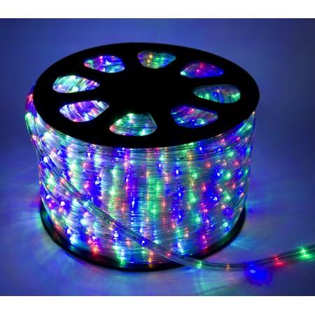 Дюралайт круглый чейзинг LED-XD-5W-96-220V-RGBY