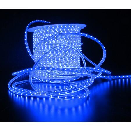 Дюралайт плоский чейзинг LED-XF-5W-50-240V-B синий